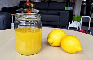 Hjemmelavet lemoncurd